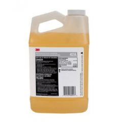 42A 3M MBS Disinfectant Cleaner Concentrate 0.5 Gallon 4/case (EACH BOTTLE WILL YIELD 110 GALS OF RTU PRODUCT) Kills HIV-1, HBV, Norovirus, MRSA, VRE, KPC, Acinetobacter and other pathogens in 5 minutes