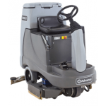 2800ST RIDING AUTOMMATIC SCRUBBER W/ 310 AH BATTERIES, SLEF CHARGER AND PAD DRIVERS