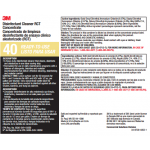 #40 LABEL FOR RCT DISINFECTANT 4/ST