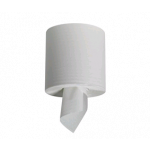 """PACIFIC BLUE BASIC CENTERPULL PERFORATED PAPER TOWEL WHITE 1000 SHEETS PER ROLL 7.5""""X12"""" 6/CS"""