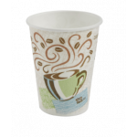 5342CD DIXIE PERFECTOUCH 12OZ  INS. PAPER HOT COFFEE CUP 1M PER CASE (20 @ 50)