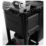 EXECUTIVE JANITORIAL CLEANING CART LOOKING DOOR KIT - TRADITIONAL