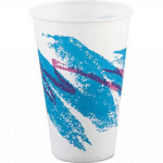 Dart® Jazz® Waxed Paper Cold Cups