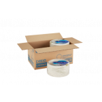 """UX9WS DIXIE 8.5"""" MED - WGT  PAPER PLATES BY GP PRO  PATHWAYS  500 PER CASE (4 @ 125)"""