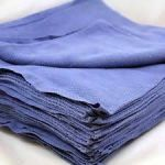 Blue Surgical Towels